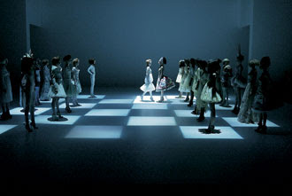 alexander-mcqueen Masonic chess-board