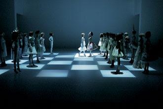 alexander-mcqueen Masonic chess-board