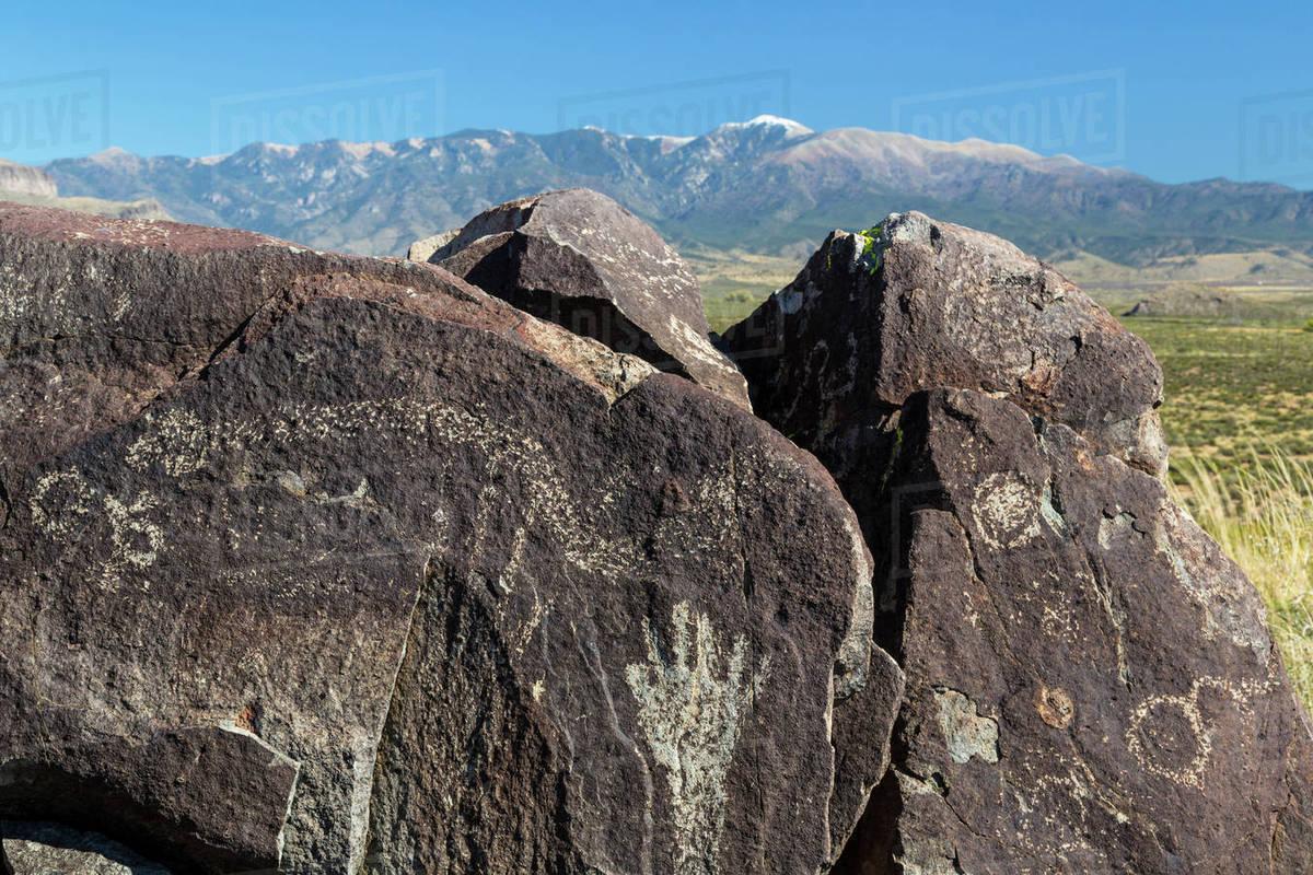 3 Rivers Petroglyph Site