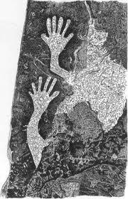 Three Rivers Petroglyph Site Glyph