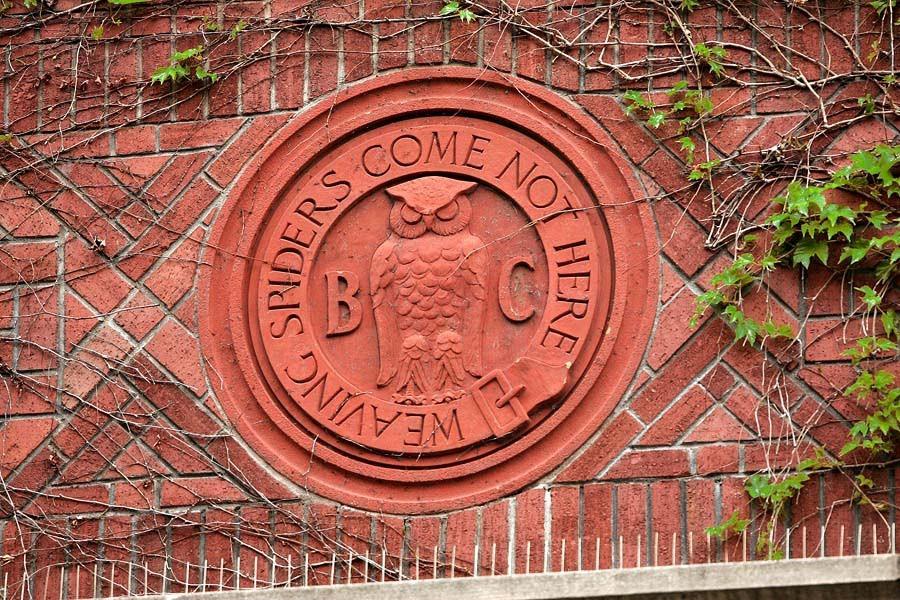 Bohemian Grove entrance