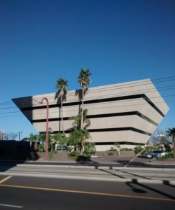 Pyramid building in phoenix az