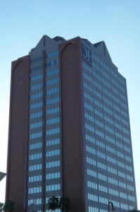 Masonic office building in Phoenix, AZ
