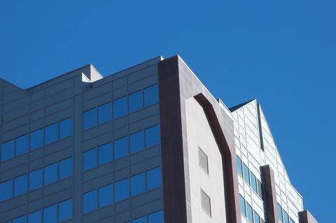 Masonic building in downtown Phoenix, AZ