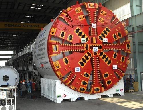 TBM Shanghai Rantastic Equipment Co.