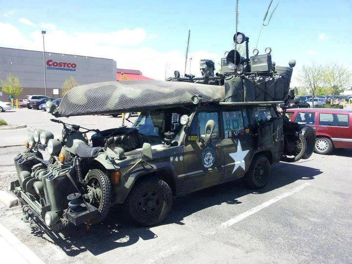 survival truck